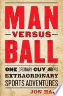 Man Versus Ball Book PDF
