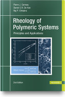 Rheology of Polymeric Systems Book