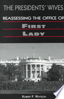 The Presidents  Wives Book