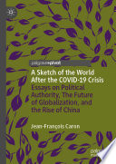 A Sketch of the World After the COVID 19 Crisis