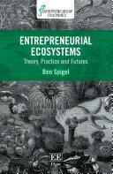 Pdf Entrepreneurial Ecosystems