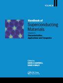 Handbook of Superconducting Materials