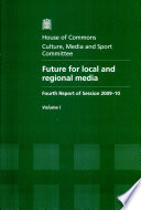 Future For Local And Regional Media