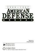 American Defense Annual  1986 1987