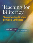 Teaching for Biliteracy