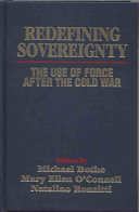 Redefining Sovereignty