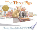 The Three Pigs David Wiesner Cover