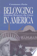 Belonging in America