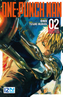 ONE-PUNCH MAN - tome 02 ebook