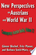 New Perspectives on Austrians and World War II Book PDF