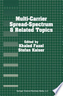 Multi Carrier Spread Spectrum Related Topics