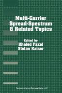 Multi-Carrier Spread-Spectrum & Related Topics