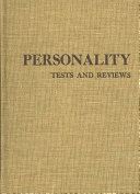 Personality Tests And Reviews