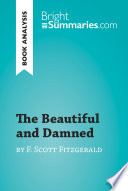 The Beautiful and Damned by F  Scott Fitzgerald  Book Analysis  Book
