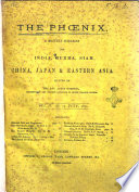 The Phoenix a Monthly Magazine for China, Japan & Eastern Asia Pdf/ePub eBook