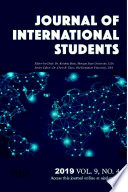Journal Of International Students 2019 Vol 9 No 4