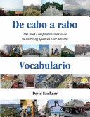 De Cabo A Rabo Vocabulario Book
