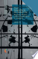 Class Inequality in the Global City
