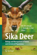 Pdf Sika Deer Telecharger