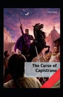 Free The Curse of Capistrano Illustrated Book