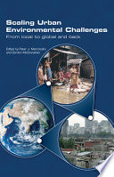 Scaling Urban Environmental Challenges  : From Local to Global and Back