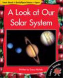 Books - A Look At Our Solar System L7 | ISBN 9780732994877
