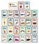 World of Eric Carle Alphabet Bulletin Board Set