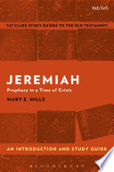 Jeremiah  An Introduction and Study Guide
