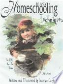 Easy Homeschooling Techniques