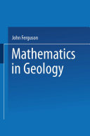 Mathematics in Geology