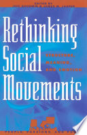 Rethinking Social Movements Book