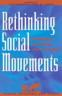 Rethinking Social Movements