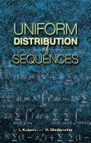 Uniform Distribution of Sequences