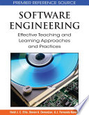 Software Engineering  Effective Teaching and Learning Approaches and Practices