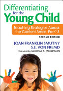 Differentiating for the Young Child Pdf/ePub eBook
