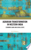 Agrarian Transformation In Western India