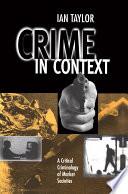 Crime in Context