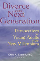 Divorce and the Next Generation Pdf/ePub eBook