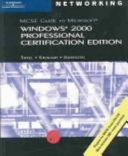 MCSE Guide to Microsoft Windows 2000 Professional