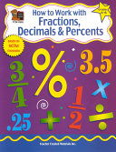 How to Work with Fractions, Decimals & Percents