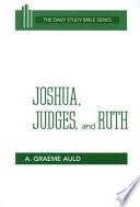 Joshua  Judges  and Ruth Book