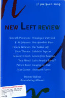 New Left Review Book