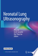 Neonatal Lung Ultrasonography Book PDF