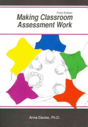 Making Classroom Assessment Work