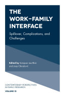 The Work Family Interface