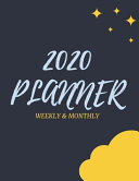 2020 Planner Weekly   Monthly