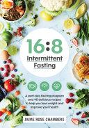 16:8 Intermittent Fasting Pdf/ePub eBook