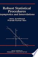 Robust Statistical Procedures Book PDF