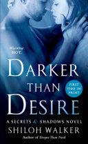 Darker Than Desire Pdf/ePub eBook