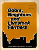Odors, Neighbors and Livestock Farmers